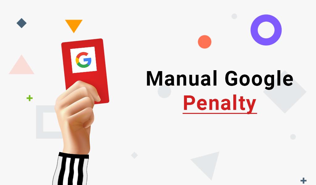 manual google penalty