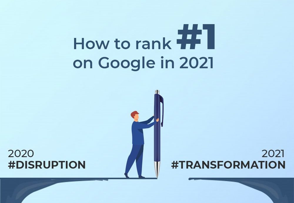 How to rank #1 on Google: The 2021 guide