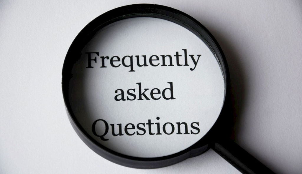 Frequently asked questions for small business web development