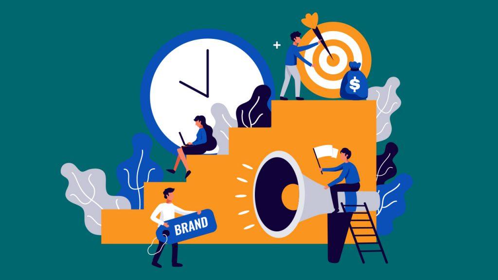 Top 5 digital marketing tips