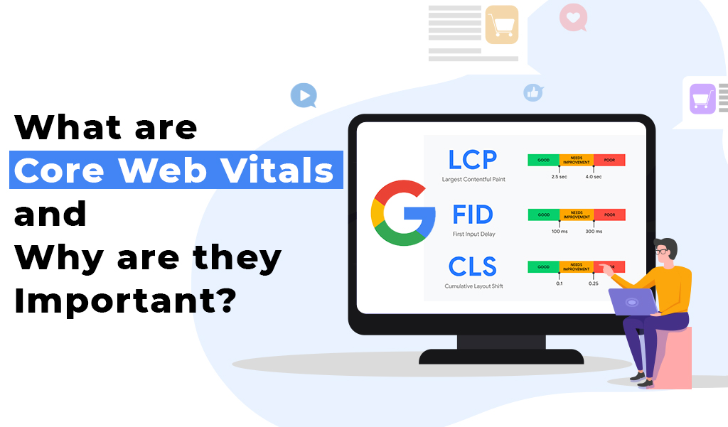 Core Web Vitals: What are they and why they are Important?