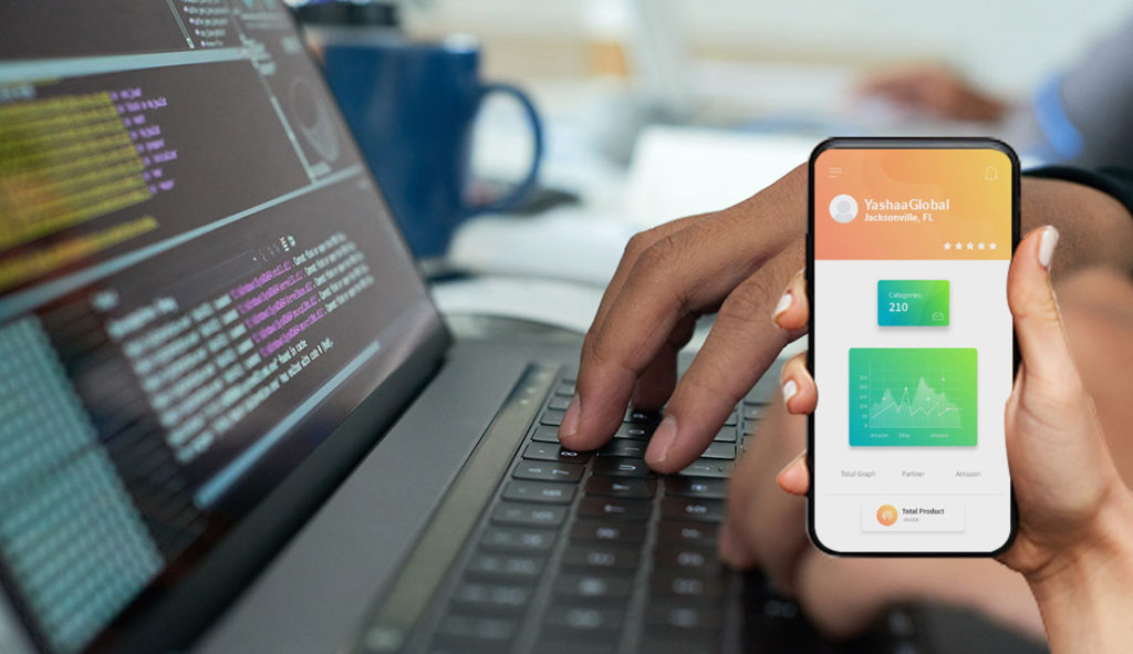 What is the app development process?