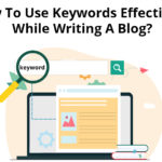 how to keywords effectively while writing blogs jacksonville seo