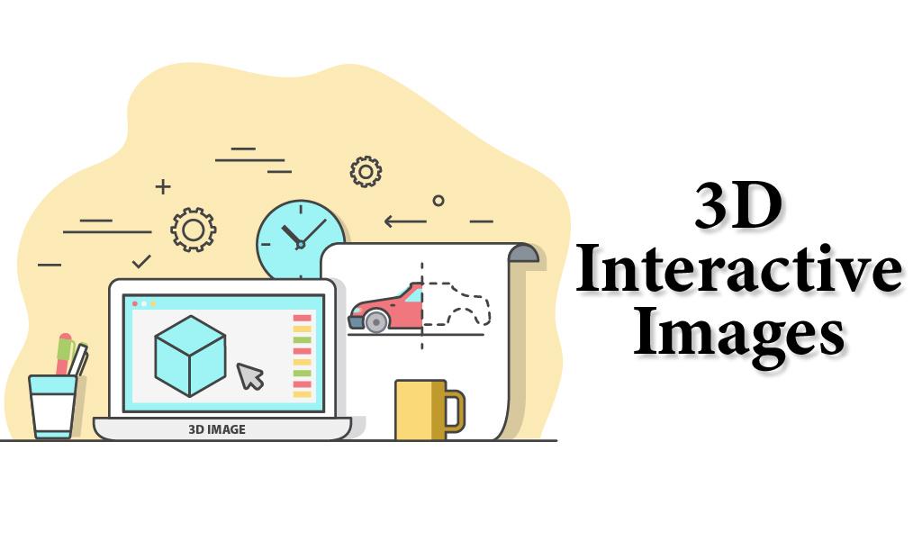3D interactive images - Web Design Jacksonville