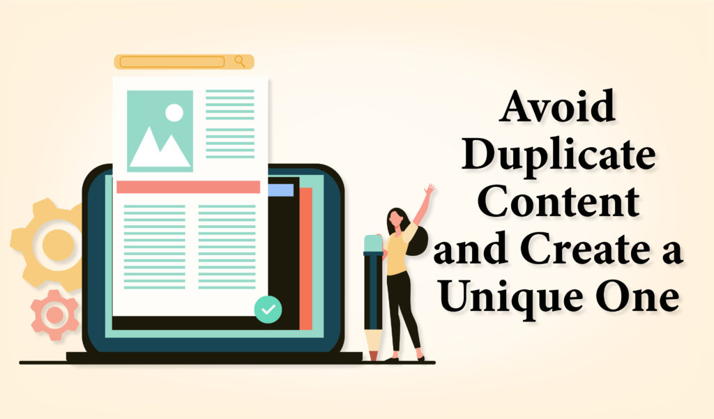 Avoid Duplicate Content and Create a Unique One - Jacksonville SEO