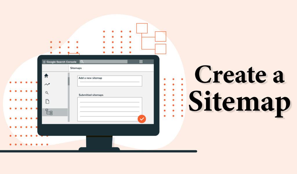 Create a Sitemap- Jacksonville SEO