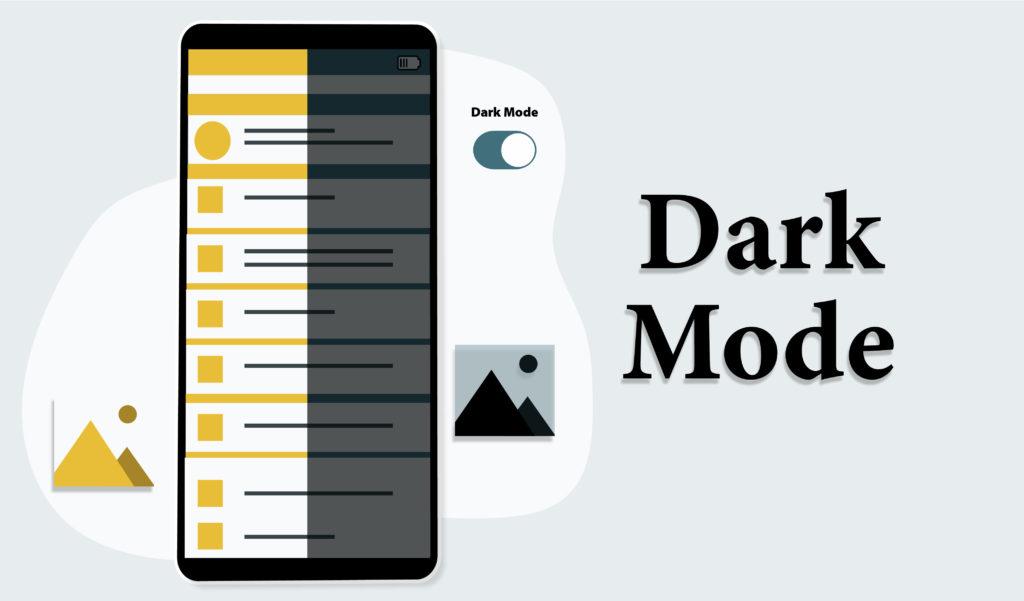 Dark Mode - Website Design Company