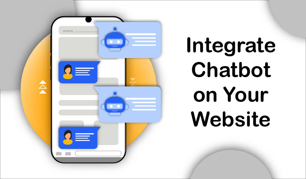 Integrate Chatbot on Your Website