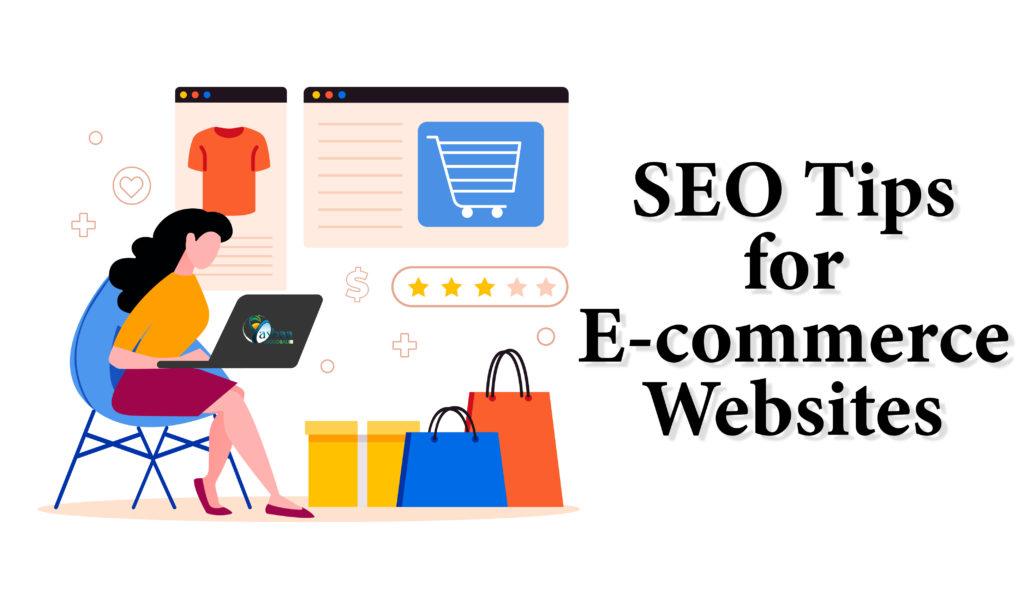 SEO Tips for E-commerce Websites - Jacksonville SEO Company