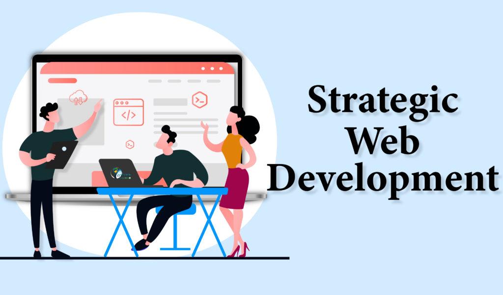 Strategic web development
