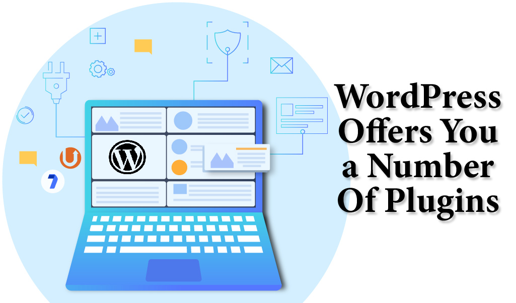 WordPress Offers You a Number Of Plugins - Web Design Jacksonville